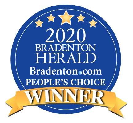 2020 Bradenton.com People's Choice Winner